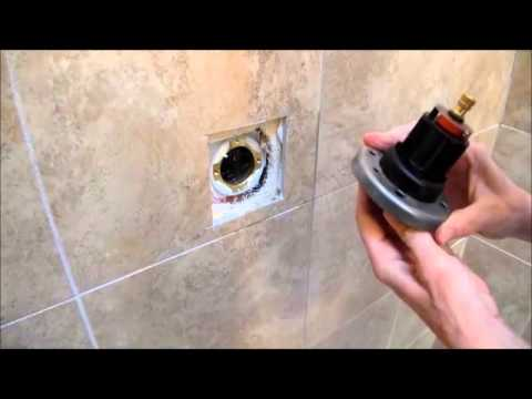 Kohler Forte Single Handle Shower Faucet Repair