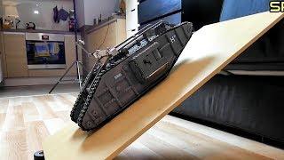 Lego Technic RC Mark V tank