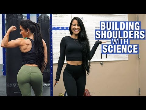 Build & Define Your Shoulders | Exploring a New Muscle Lab!