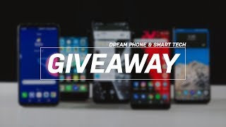 Dream Phone & Smart Tech Giveaway! (US Only)