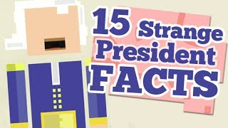 Download 15 STRANGE PRESIDENT FACTS! Video
