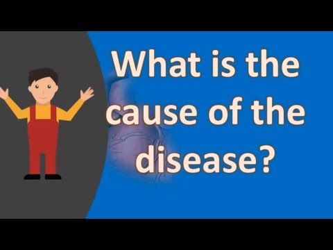 What is the cause of the disease ?  | Health FAQS | It's All about your health
