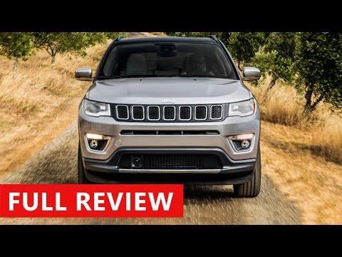 2017 Jeep Compass Review - Full Walkthrough