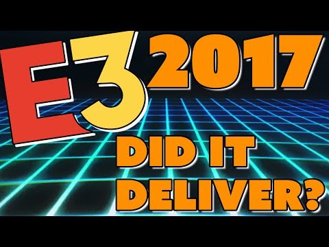 The E3 2017 Report Card! - Game News