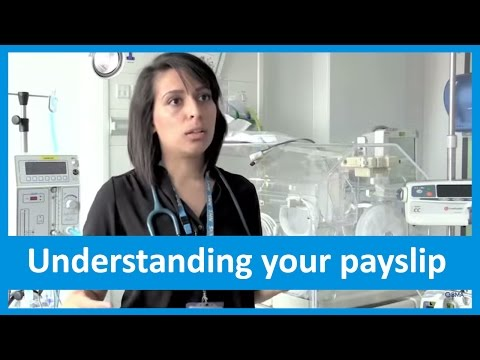 Understanding your payslip with the BMA