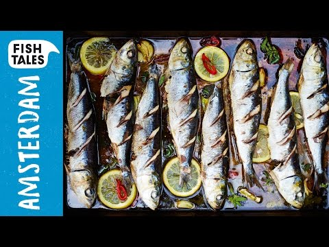 15 Minute Oven Baked SARDINES | Bart's Fish Tales