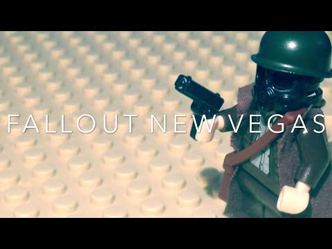 LEGO Fallout New Vegas