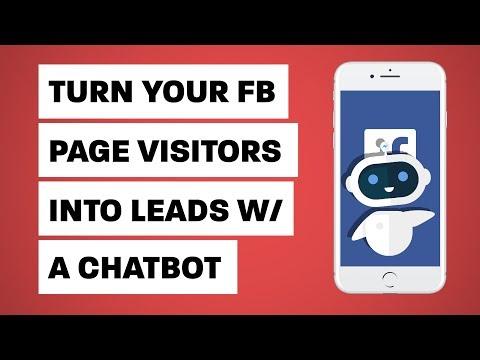 How to Use A Facebook Messenger Chatbot to Capture Leads on Your Facebook Page