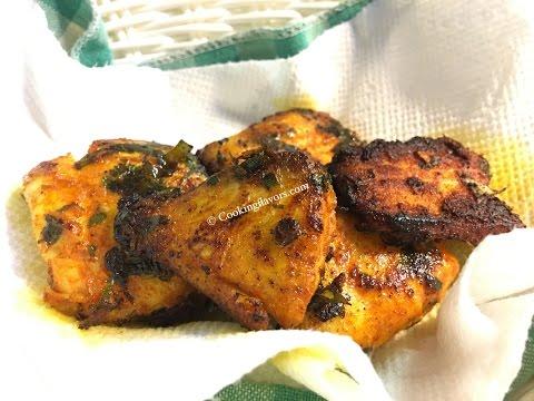 Fish Fry | Tilapia Fish Fry | Tilapia Fry | Meen Varuval | Fish Fry Indian Style