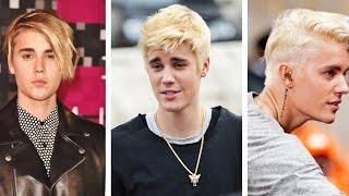 Justin Bieber 2009 - 2015 Hairstyle