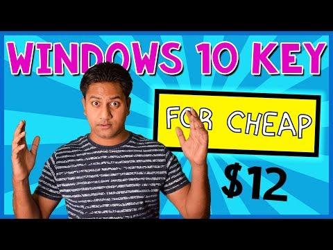 How to Make Windows 10 Bootable USB Drive & Cheap Windows 10 Pro Product Key
