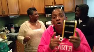 Auntie Fee's Patrom Kool Aid