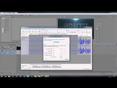 UPNTV: Best Audacity Settings for Blue Yeti Microphone