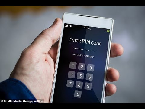Hackers Could Crack Smartphone PIN Numbers in Just 3 Attempts Using Data From Sensors