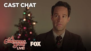 Best Present I Ever Got: Chris Diamantopoulos | A CHRISTMAS STORY LIVE