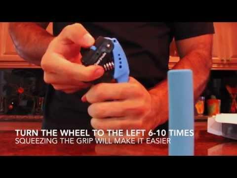 Improve Your Hand Grip Strength   Best Adjustable Grip Strengthener