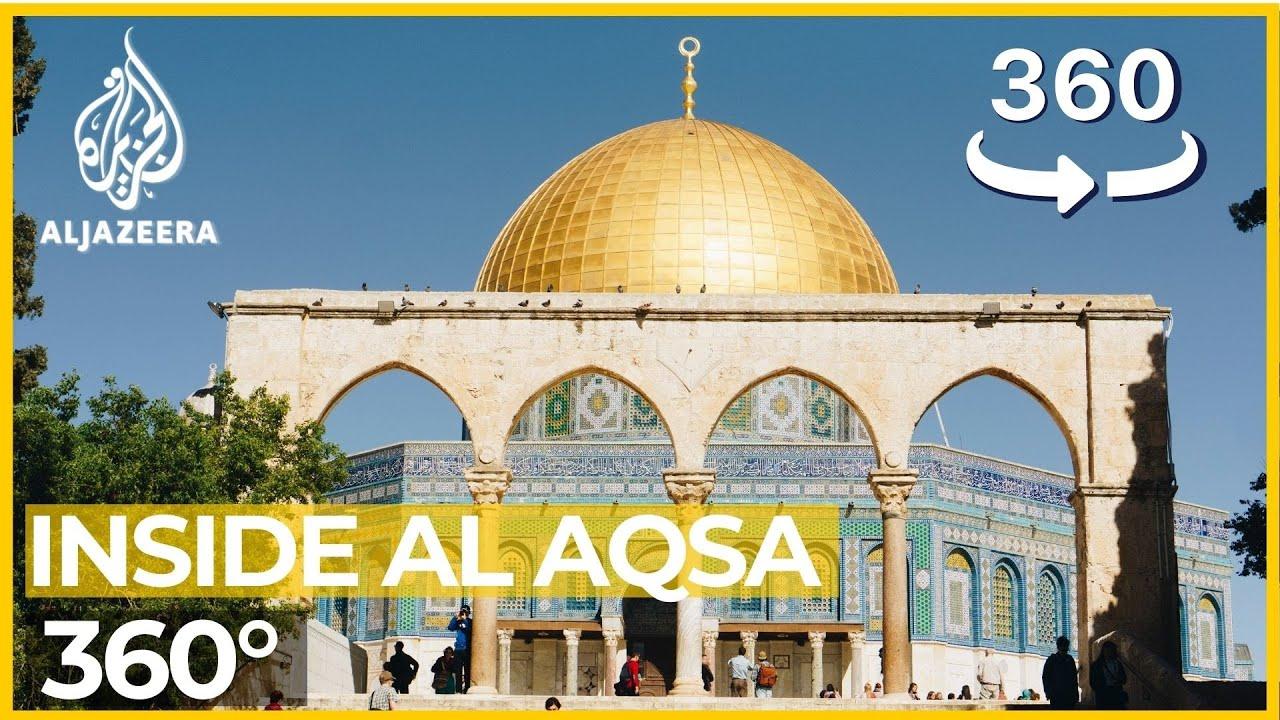 Al Aqsa, 360° tour of Jerusalem's holiest mosque