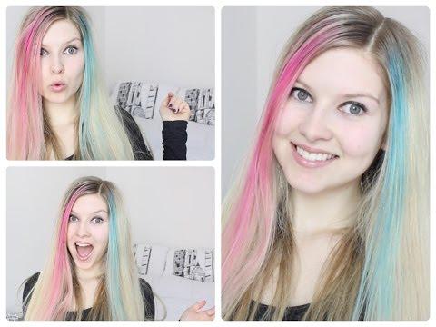 Hair Chalk: Review & Demonstration!