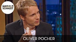Weißwurst zuzeln mit Oliver Pocher   Die Harald Schmidt Show (ARD)