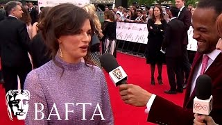 Aisling Bea Red Carpet Interview | BAFTA TV Awards 2017