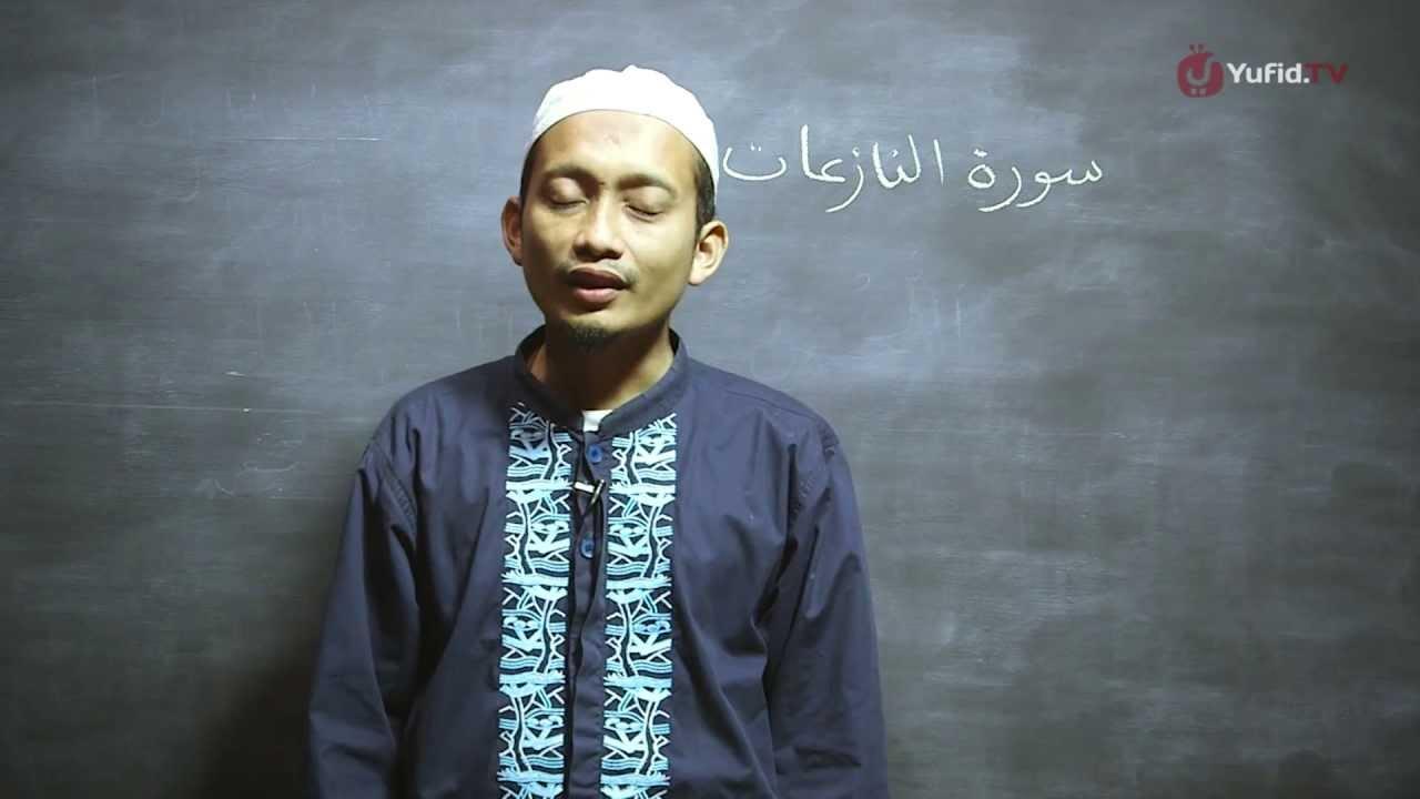 Bacaan Quran: Murotal Surat An-Nazi'at - Ustadz M. Ulin Nuha