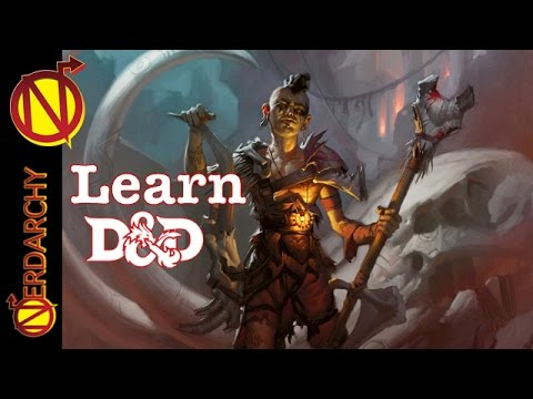 D&D Ability Scores Explained- How to Play Dungeons and Dragons Series