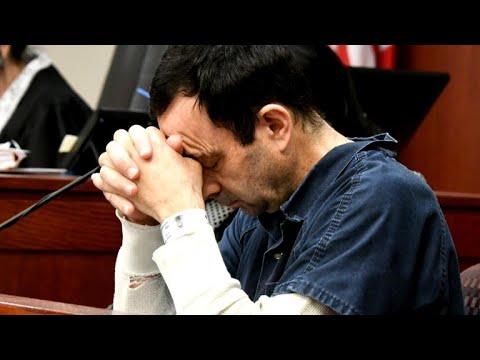 Judge slams Larry Nassar's