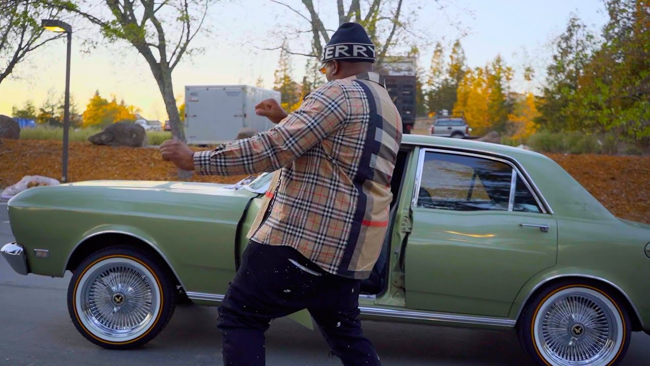 """E-40 """"MOB"""" OFFICIAL MUSIC VIDEO"""
