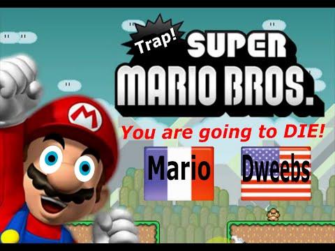 Free Super Mario Bros. (Stupid flash game!) ~Eli-BOT