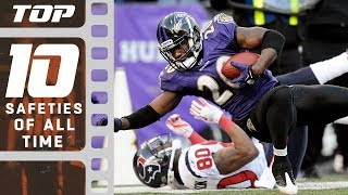 Top 10 Safeties of All Time   NFL Films