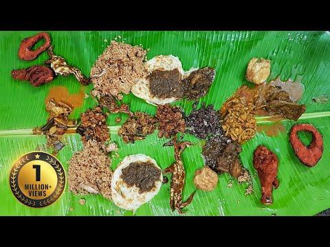 Madurai special Kari Virunthu | AB Food Paradise Restaurant review