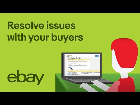 eBay Resolution Centre: Learn how to resolve issues with buyers