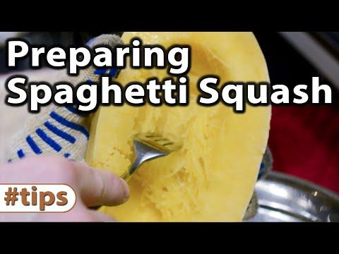 How to make Spaghetti Squash   Tips   Caveman Keto