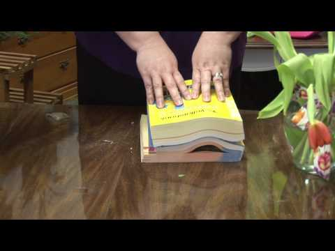 Flower Arrangements : How to Press Flowers