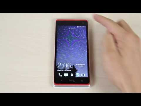 How to change the home screen and lock screen wallpaper on HTC Desire 600 dual sim