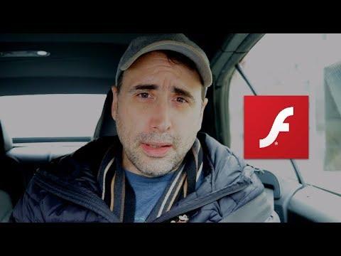 Is Flash Finally Dead? Open Tech vs Closed