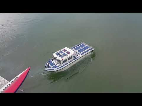 WaterJet Drive RC Boat Model ( SeaTrucK)