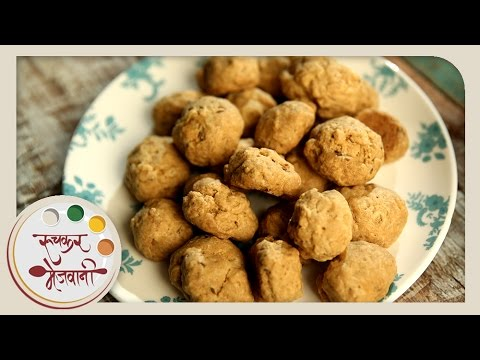 How To Make Jeera Butter Biscuits At Home | Quick Easy Tea Time Snack | Recipe by Archana in Marathi