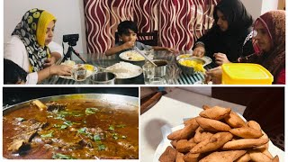 Simple Vlog I Beef Curry & Diamond cake recipe I TasteTours by Shabna hasker