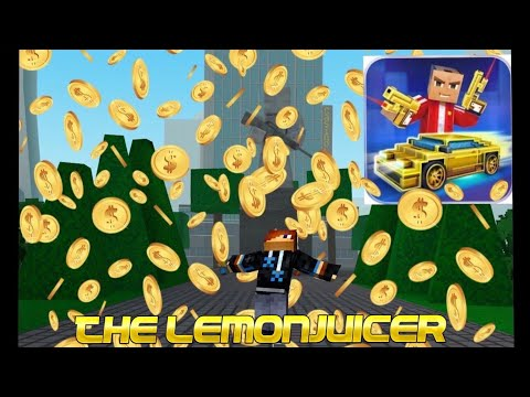"""""""Finding All Of The 22 Hidden Coins!!"""" Block City Wars 