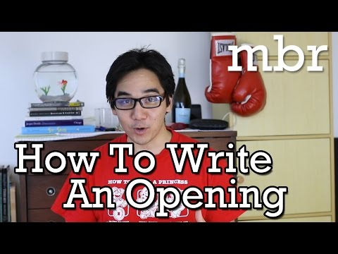 How to Write a Book Report - Tip #4 - How to Write an Opening Paragraph (Minute Book Report)