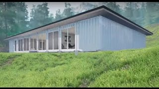 Sch7 5 X 20ft Double Bedroom Container Home Videopiar