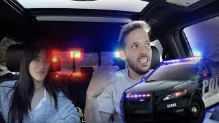 POLICE CAUGHT US DOING THIS..