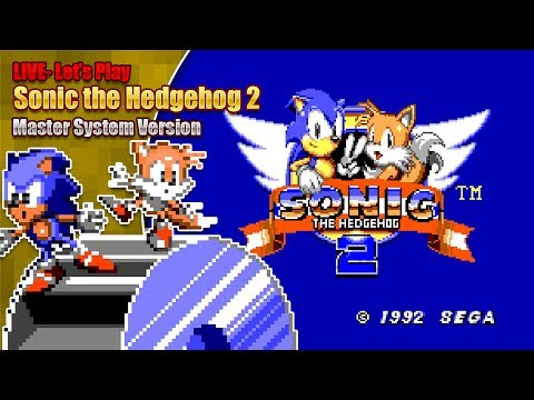 Download Let's play Sonic 2 (Master System) and other games