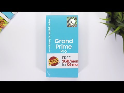 Samsung Galaxy Grand Prime Pro Unboxing and First Look [Urdu/Hindi]