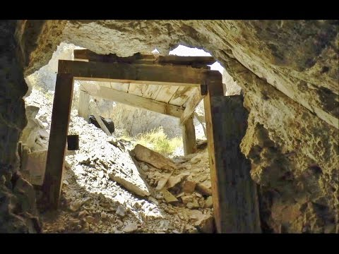 Yikes! A Deadly Rattlesnake, a Giant Rat, and Antiseptic Found in an Abandoned Mine