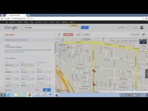 How to Use Google Map Maker