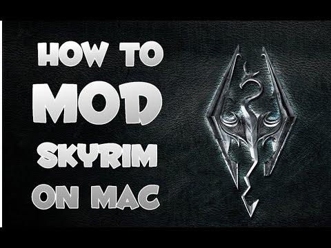 How to install Mods on Skyrim !--Mac--! 2013