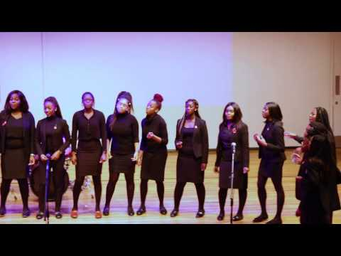 Gospel Choir - Dartford Grammar School Talent Show 2016