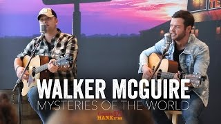 Mysteries of the World (Acoustic) - Walker McGuire